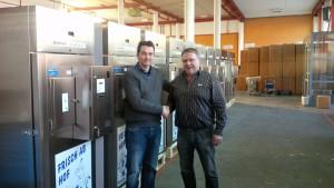 Holland-Utrecht Importeur Brunimat Melktap automaten